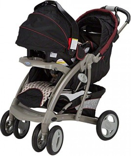 Graco Quattro Tour Dlx Travel System Antiquity