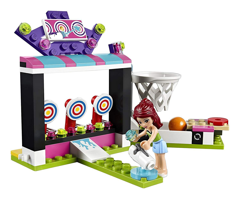 LEGO Friends Amusement Park Arcade 41127 Popular Kids Toy ...
