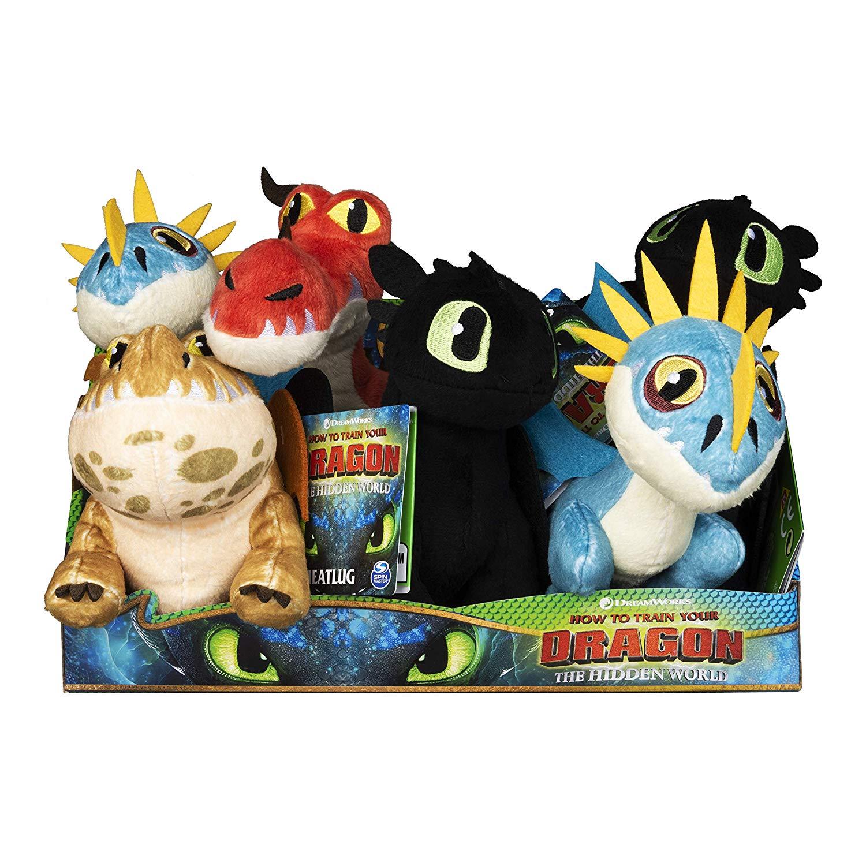 Dragons 3 6027509 Plush 20 Cm Movies 3 6027509 Premium