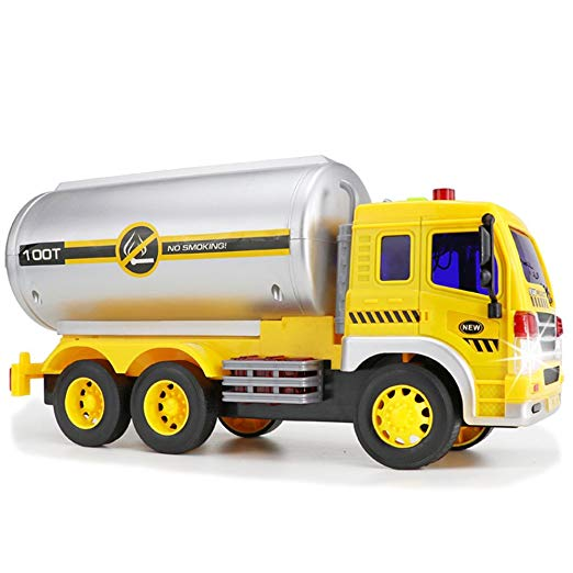 Big Dump Trucks >> Big Dump Truck Lights Sounds Friction