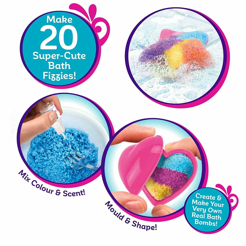 Shimmer N Sparkle Bath Bomb Maker.