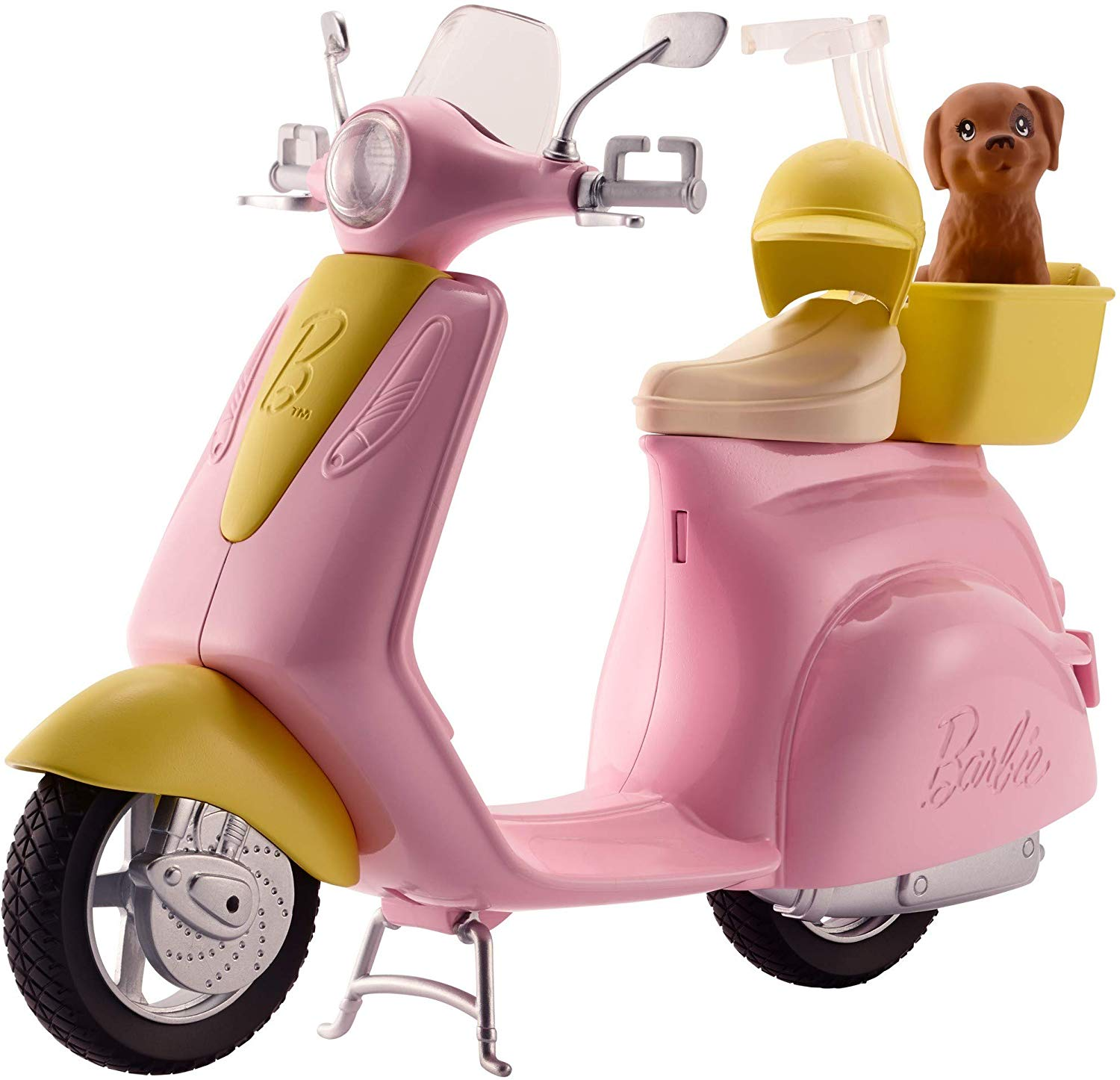 Barbie Scooter | Top Toys
